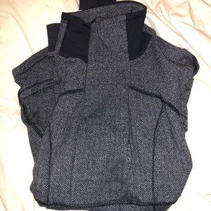 Lululemon sweater half zip